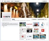 facebook Apps (iFrame) für MVV Energie AG