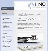 HNO Haderner Stern - Praxis Dr. med. Axel Behnisch