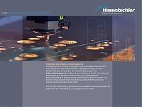 Laserschneiden - Hasenbichler