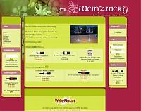 Weinzwerg - Online Shop