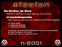 Herakles Mission 2001