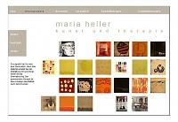 Maria Heller - Kunst und Therapie