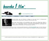 Heurekafilm - TV - Film - Mediaproduction