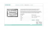 Zahnarztpraxis Dr. Hinrichsen - München
