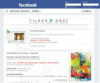 Relaunch Webseite Galerie Filser & Gräf